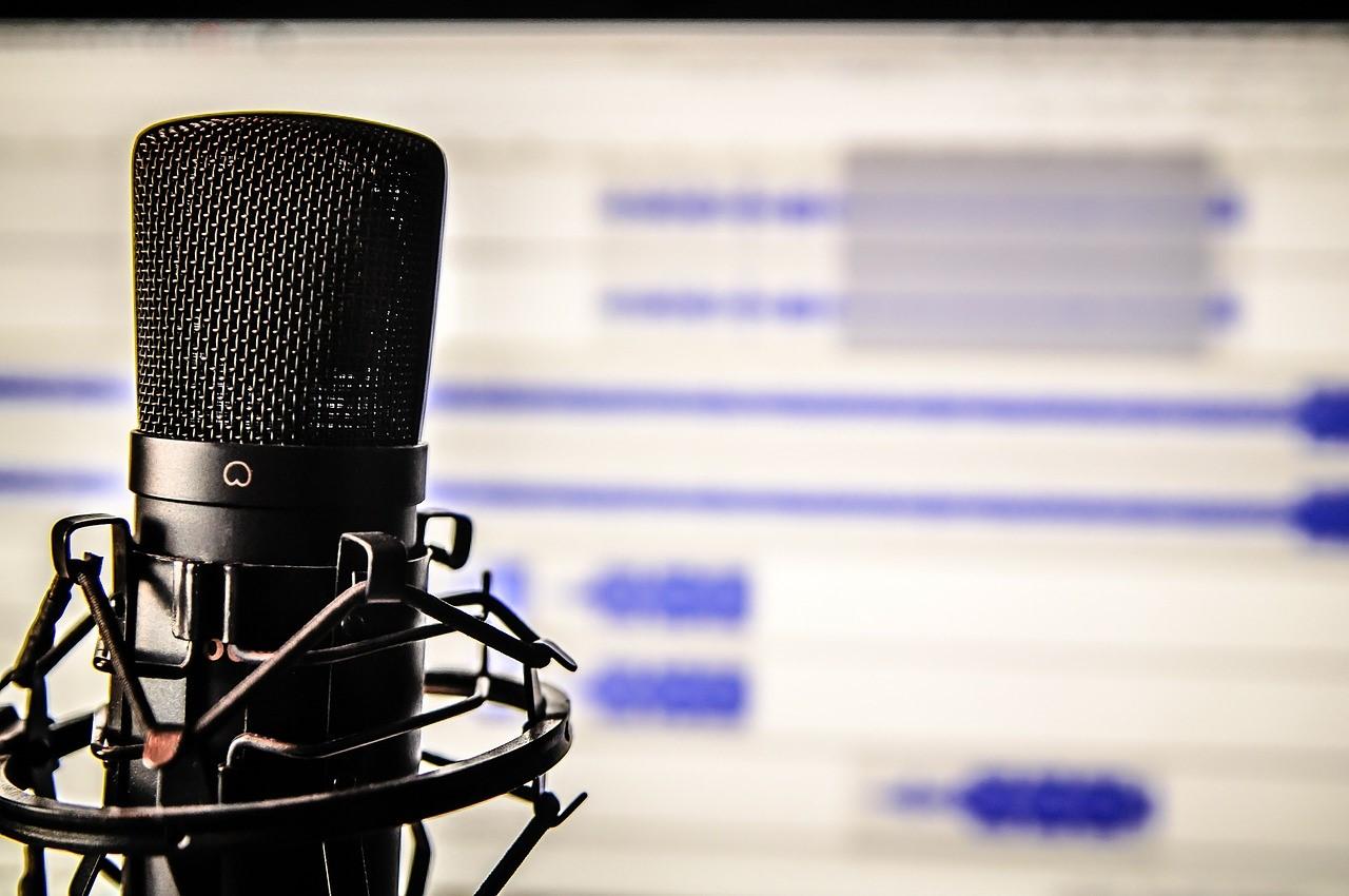 Création d'un podcast